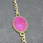 Bratara EpoVintage Pink